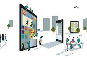 تحول دیجیتال در دنیای قشنگ نو